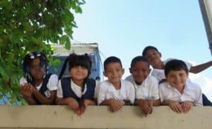 kids at Rc school