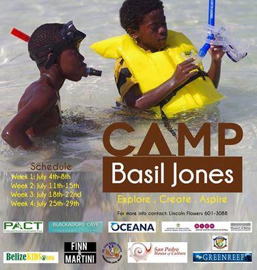 camp basil jones